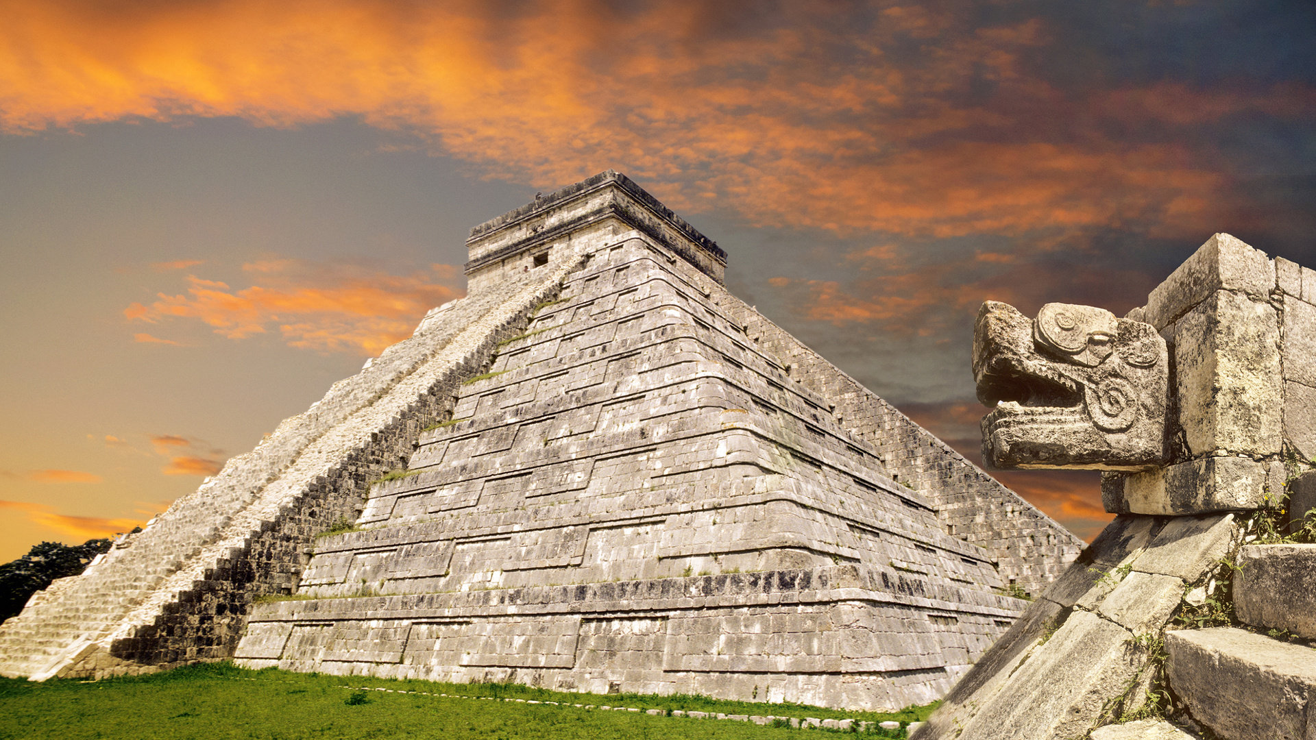 Custom Travel Planner Network-Mexico-Chichen Itza