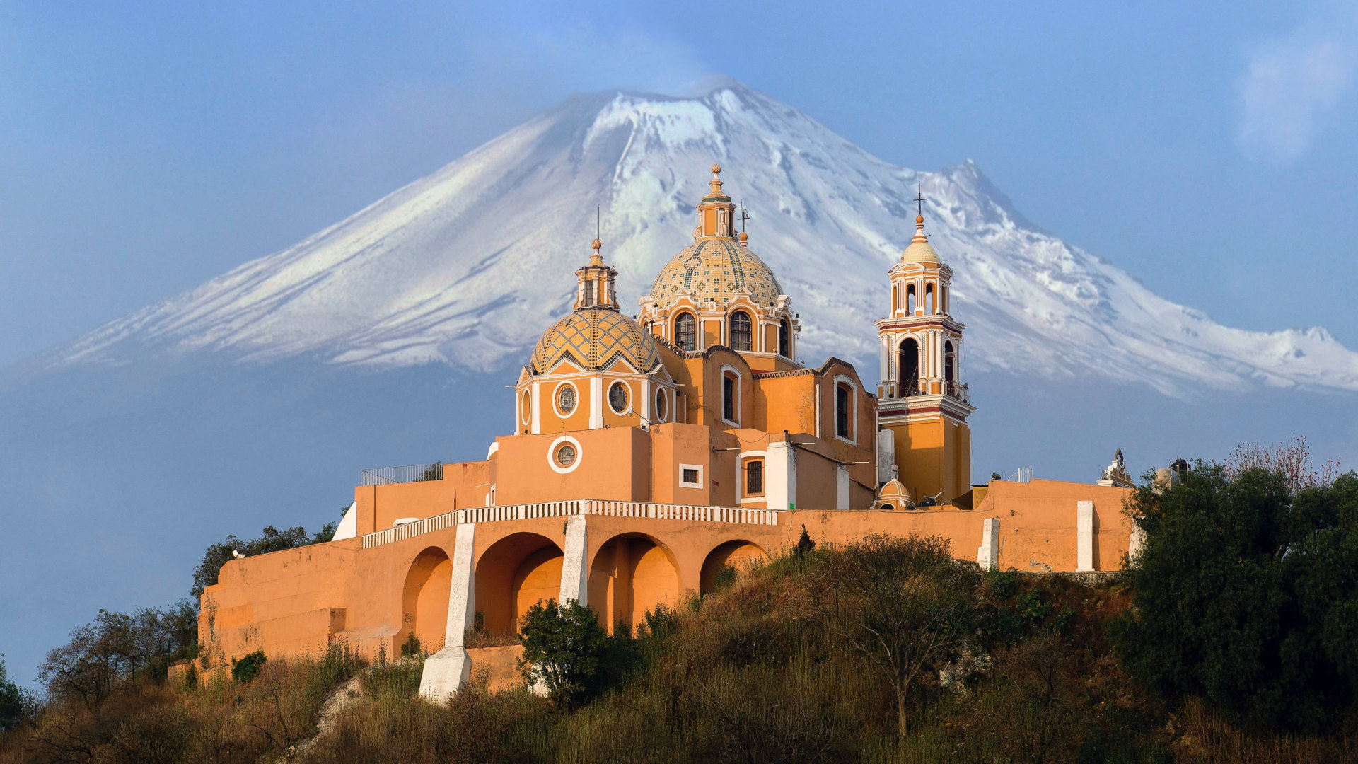 Custom Travel Planner Network-Mexico-San Pedro Cholula