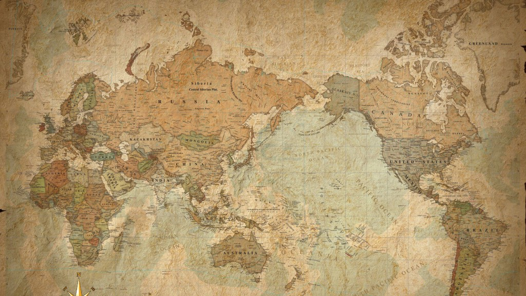 Custom Travel Planners Map