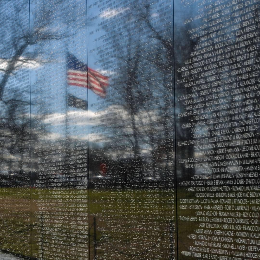 Custom-Travel-Planner-Network-10-Washington-DC-Vietnam-War-Memorial