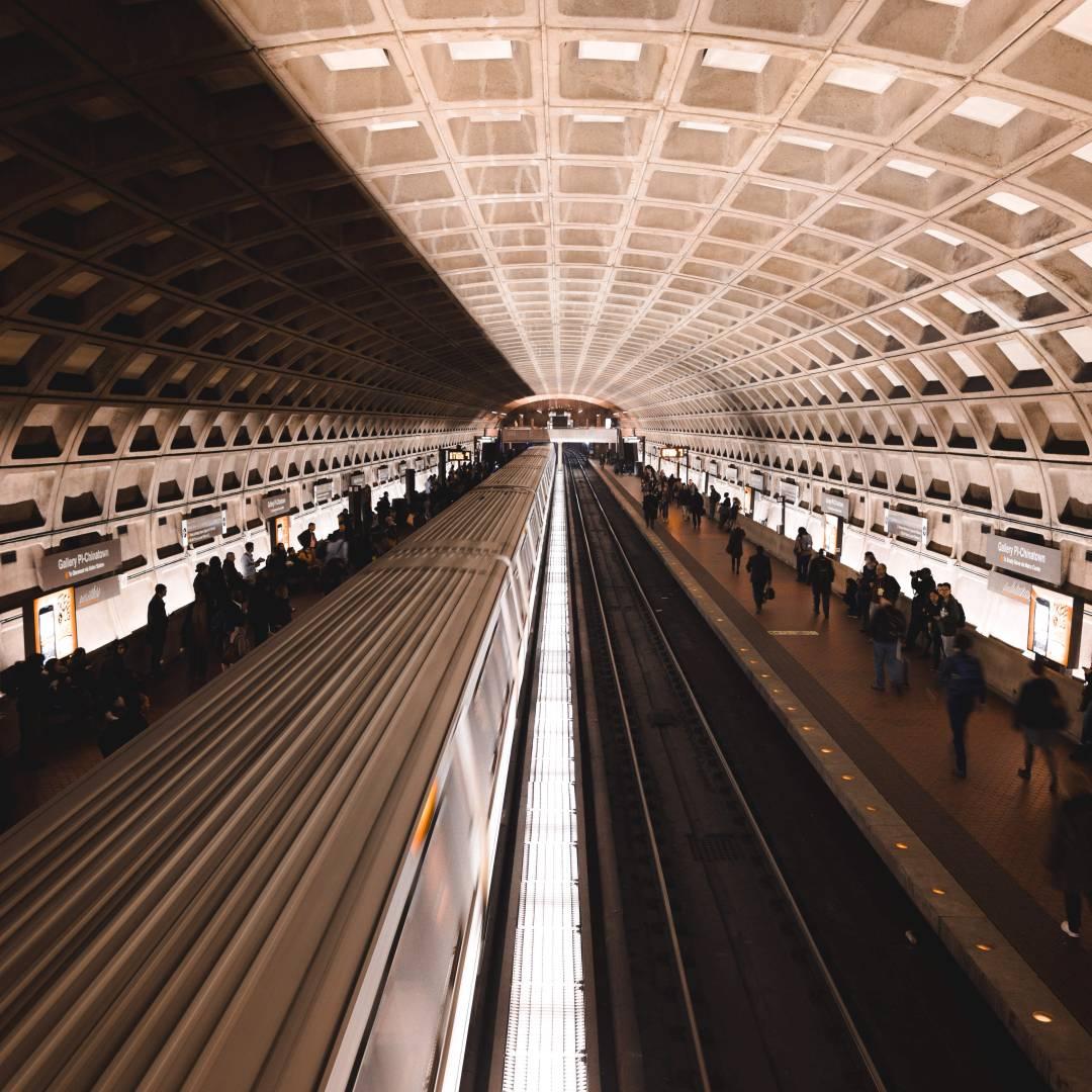 Custom-Travel-Planner-Network-6-Washington-DC-Metro-Station