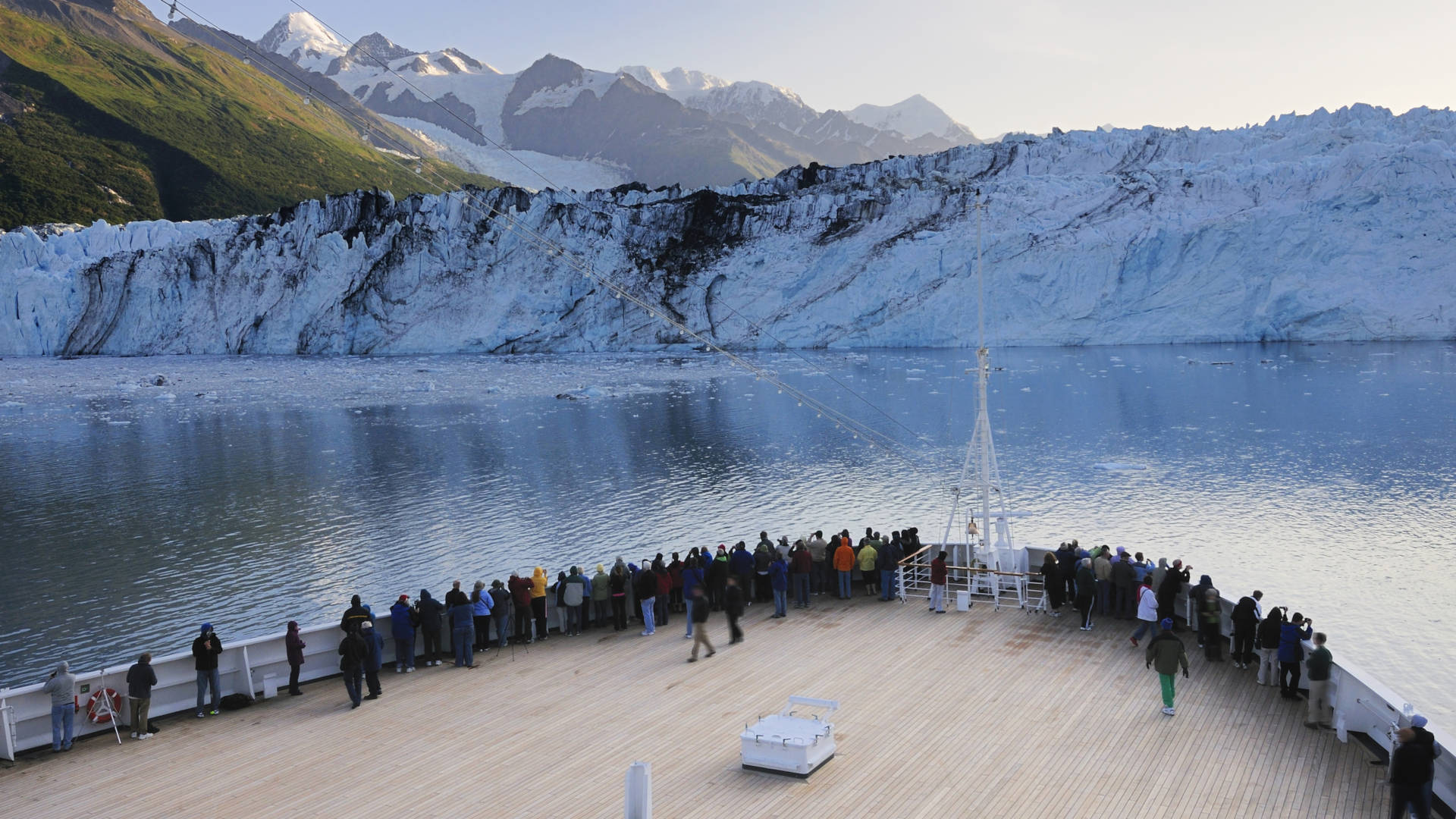 Custom Travel Planner Network-Cruises-Alaska Cruise to Glacier Bay