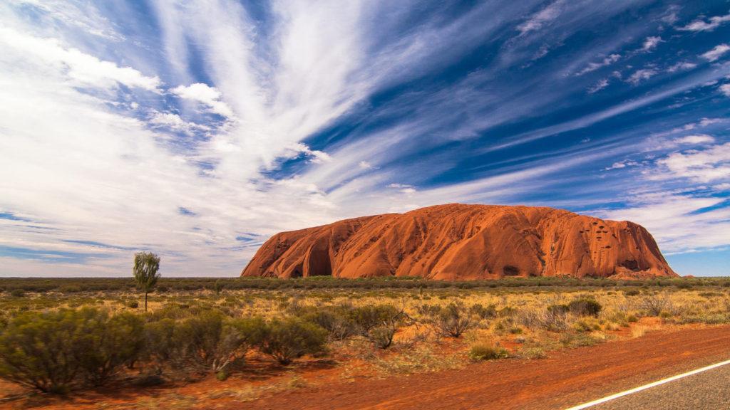 Custom Travel Planner Network-Australia-Uluru