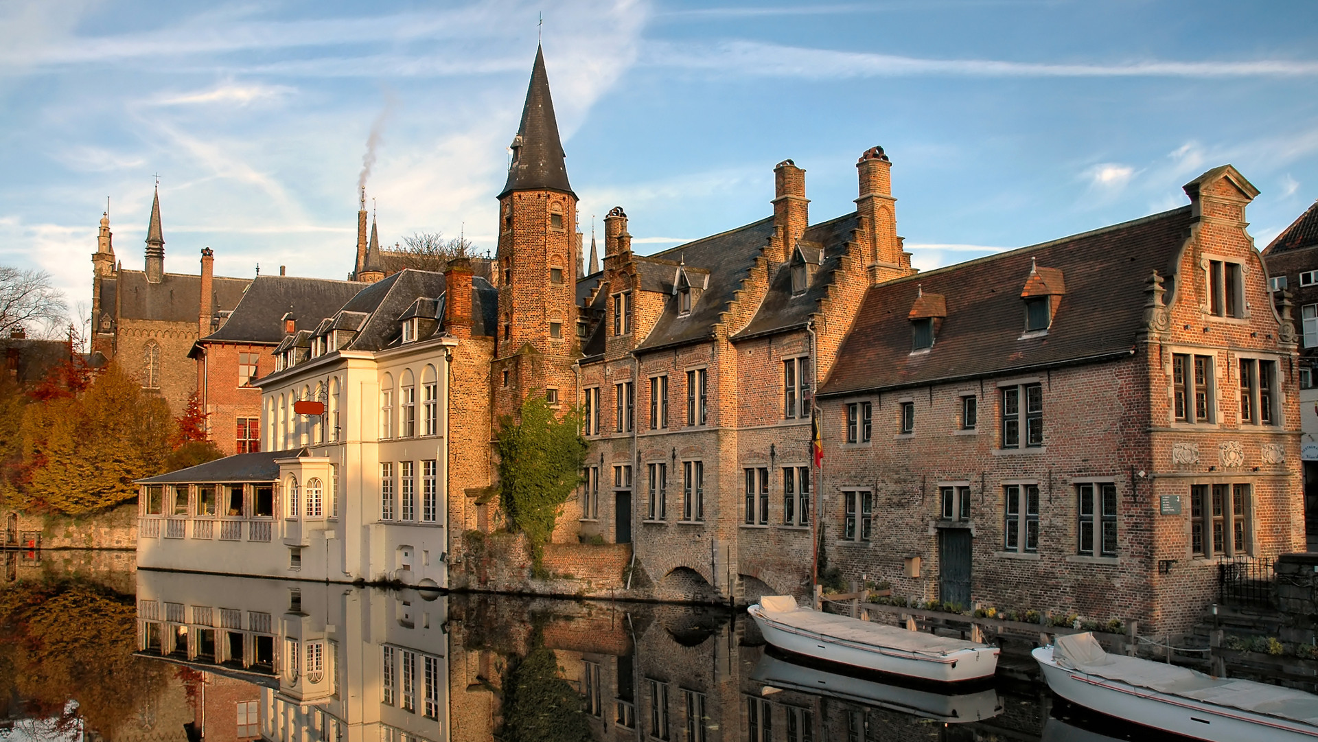 Custom Travel Planner Network-Belgium-Bruges