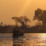 Custom Travel Planner Network-Botswana-Mokoro on the Okavango Delta