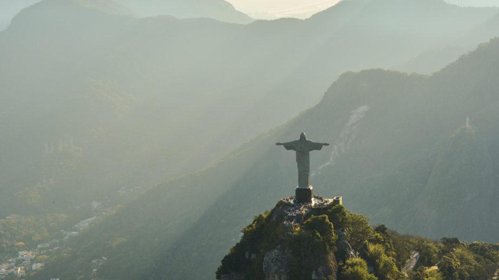 Custom Travel Planner Network-Brazil-Cristo