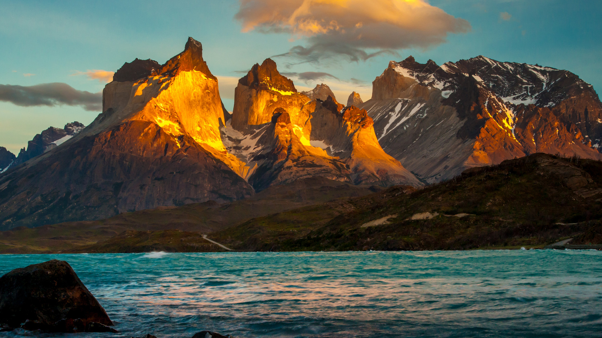 Custom Travel Planner Network - Chile-Torres del Paine
