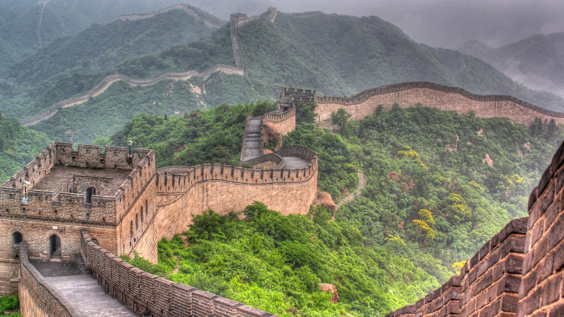 Custom Travel Planner Network-China-Great Wall