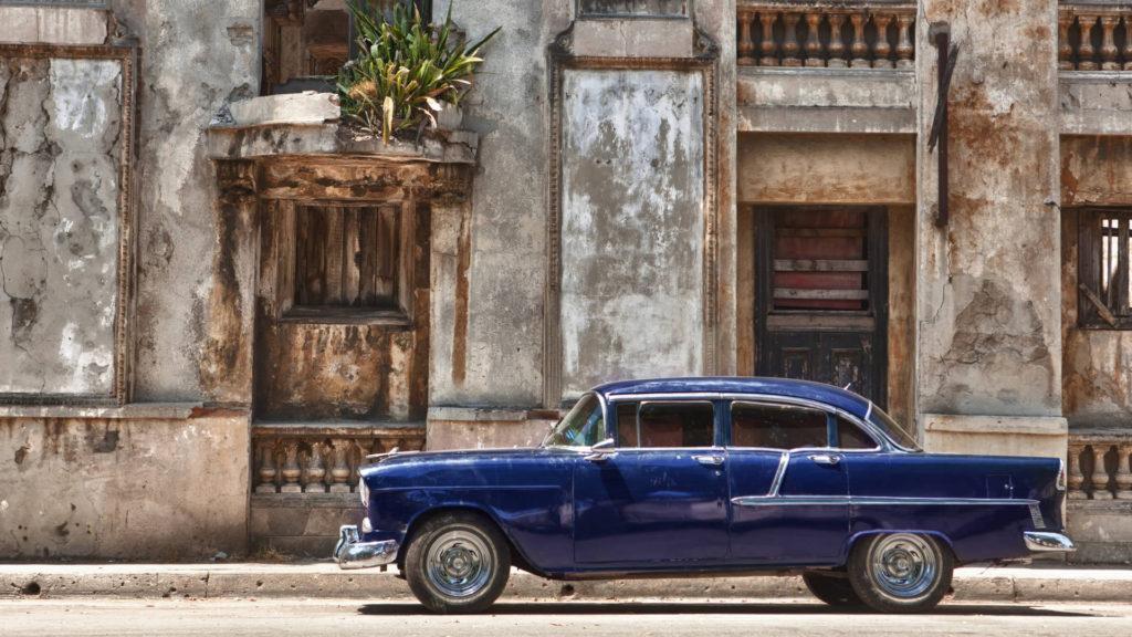 Custom Travel Planner Network-Cuba-Classic Car