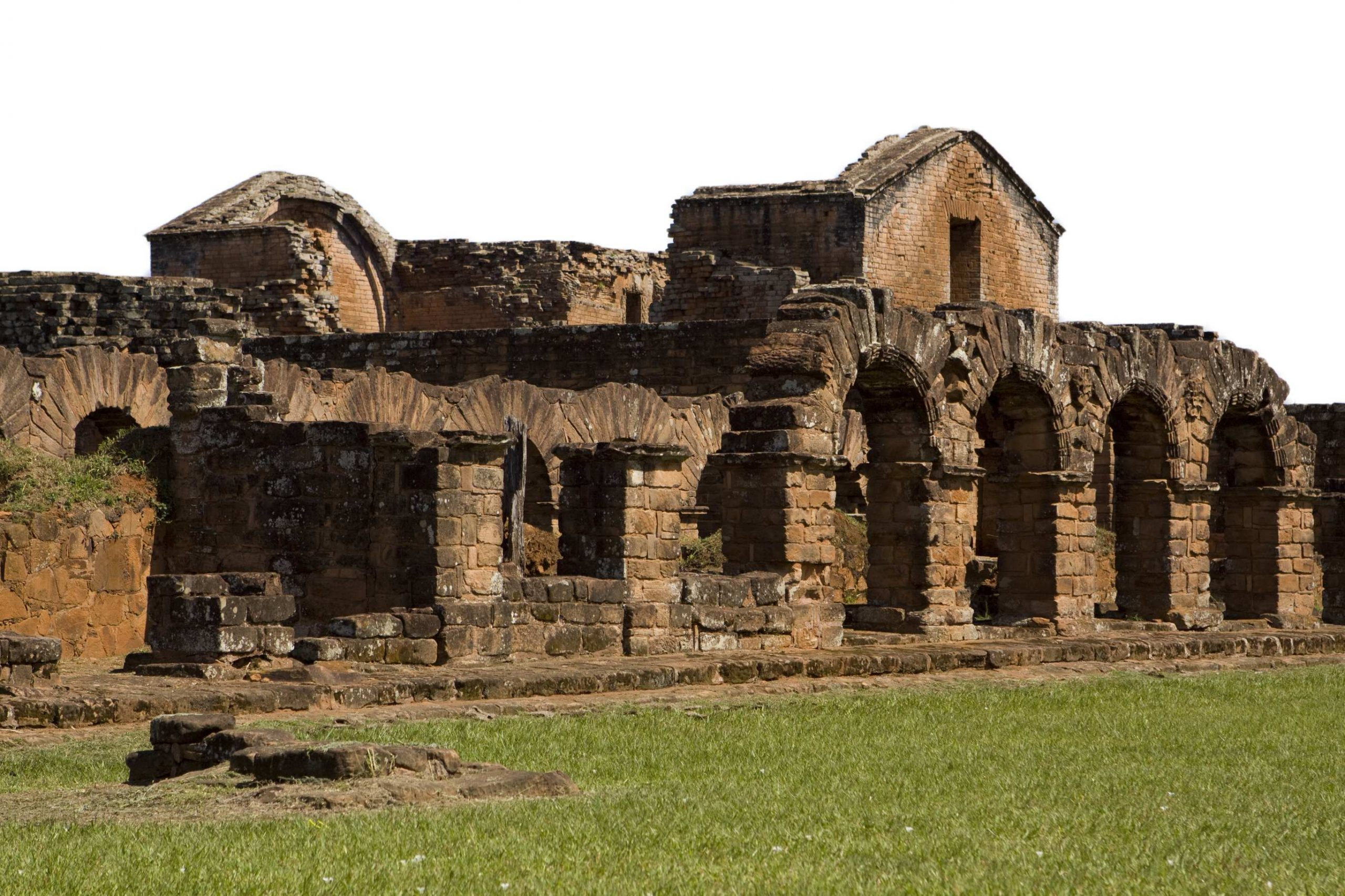 Custom Travel Planner Network-Paraguay-Jesuit Ruins