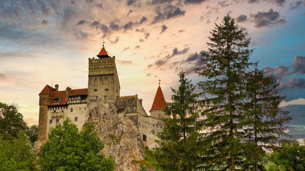 Custom Travel Planner Network-Romania-Castle Dracula