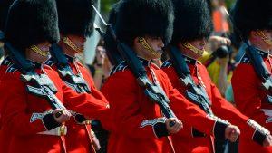 Custom Travel Planner Network-England-Buckingham Palace Guards