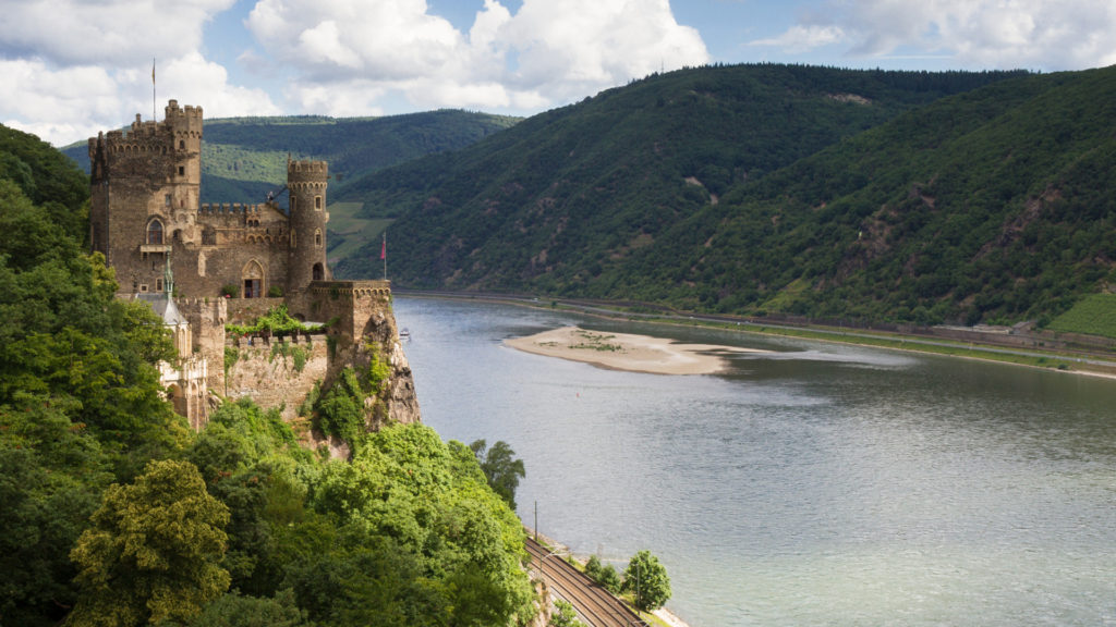 Custom Travel Planner Network-Germany-Rheinstein Castle