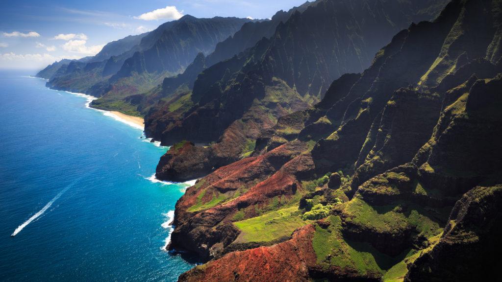 Custom Travel Planners Network-Hawaii-Na Pali Coastline
