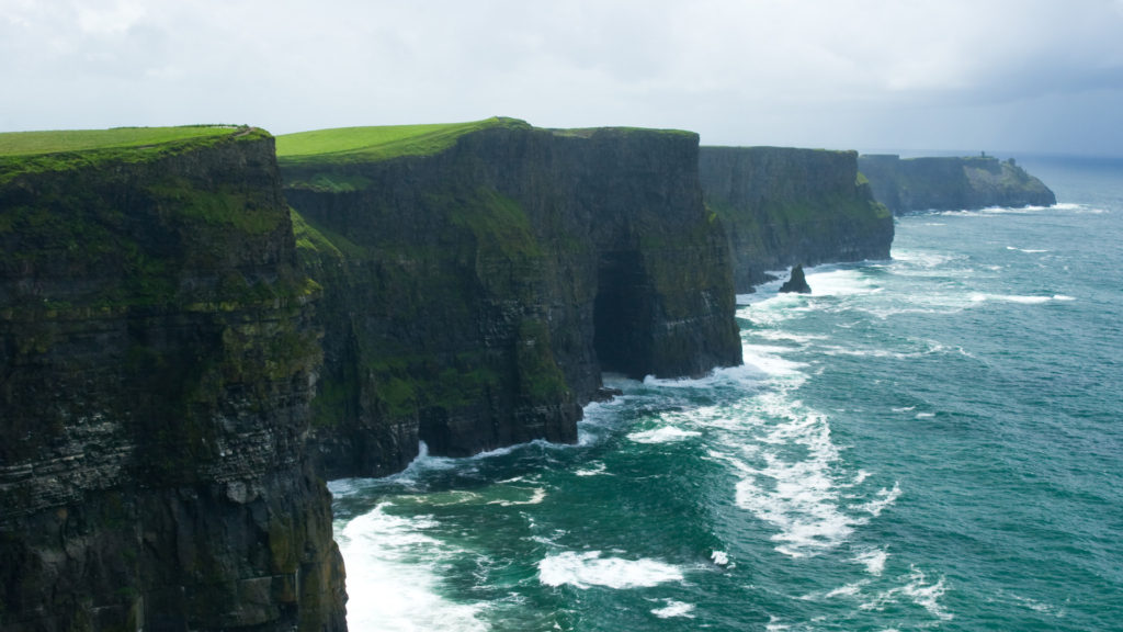 Custom Travel Planner Network - Ireland-Cliffs of Moher