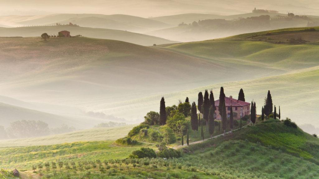 Custom Travel Planner Network - Italy-Sienna