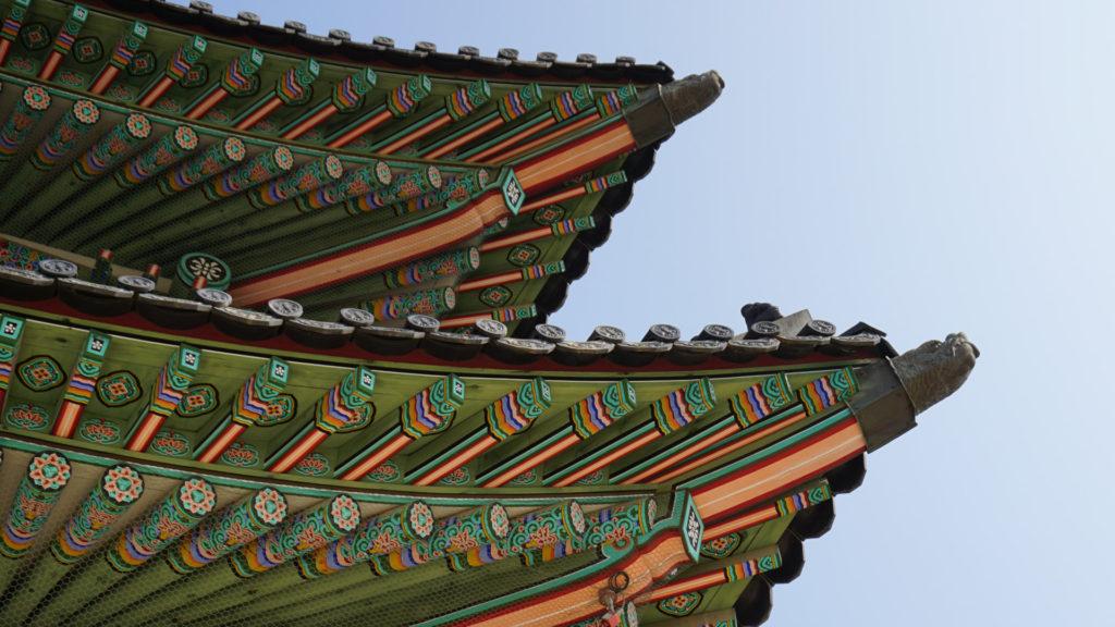 Custom Travel Planner Network-Korea-Gyeongbokgung Palace