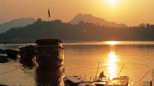 Custom Travel Planner Network-Laos-Mekong River