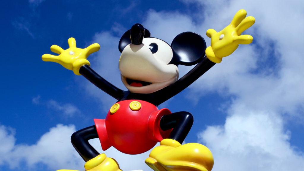 Custom Travel Planner Network-USA-Disney-Mickey Entrance