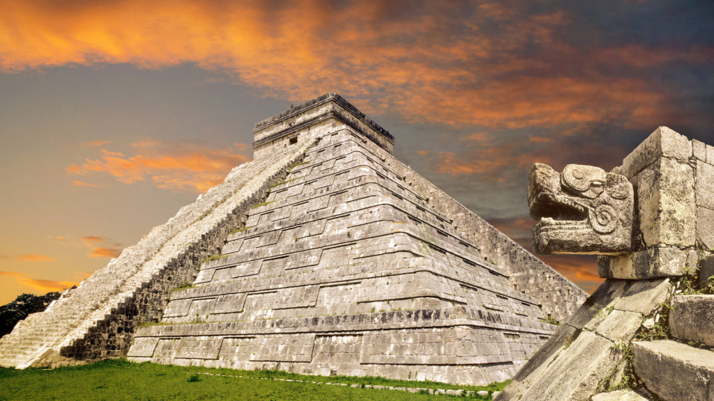 Custom Travel Planner Network-Mexico-Chichen Itza