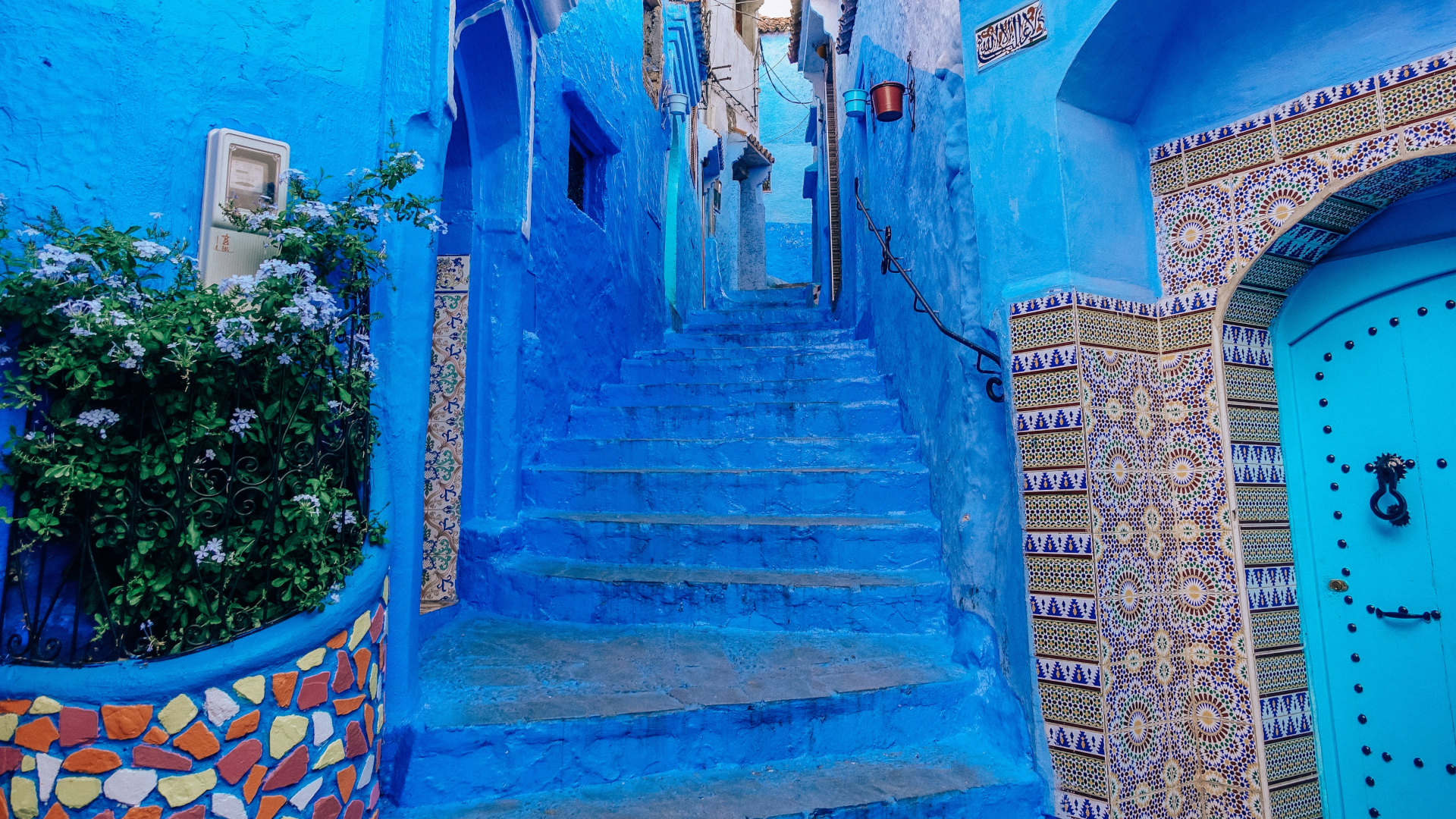 Custom Travel Planner Network-Morocco-Chefchaouen