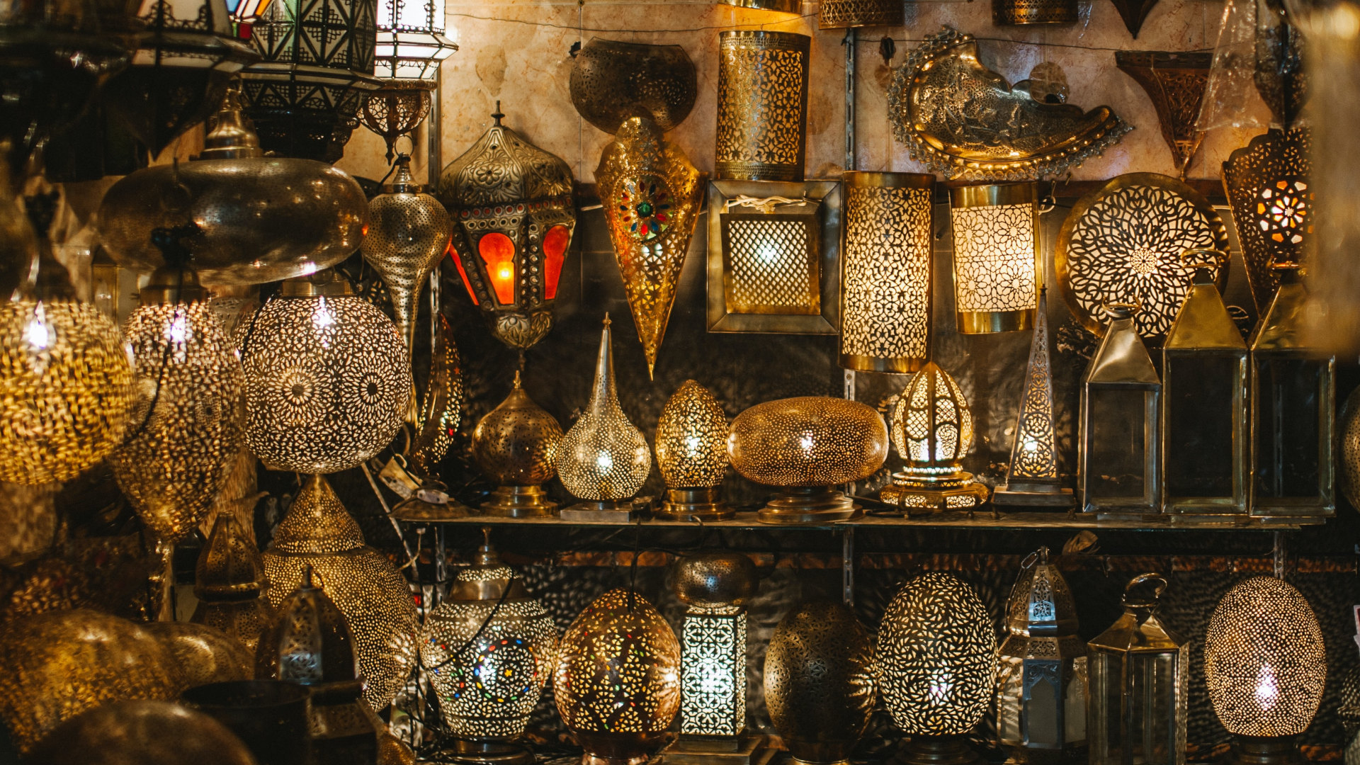 Custom Travel Planner Network-Morocco-Marrakesh Souk