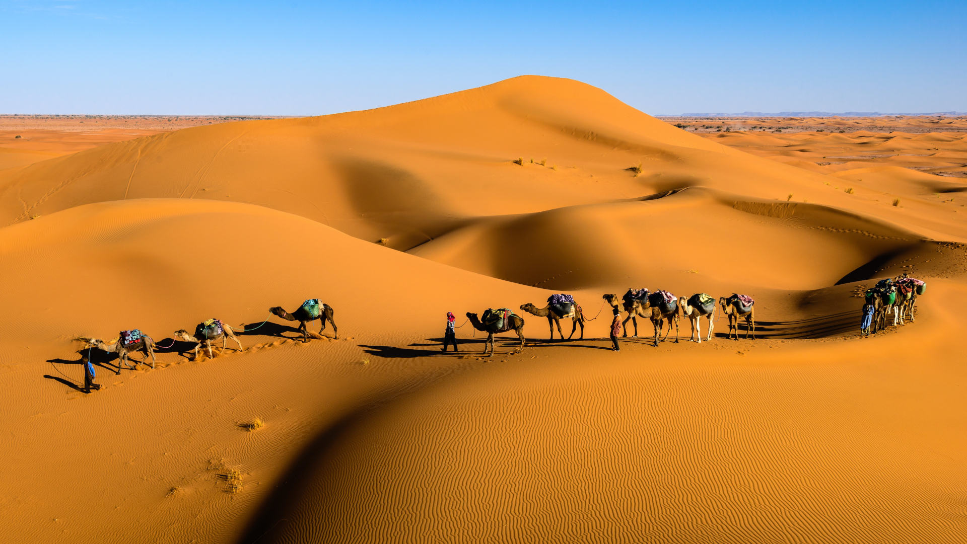 Custom Travel Planner Network-Morocco-Sahara Desert Tour