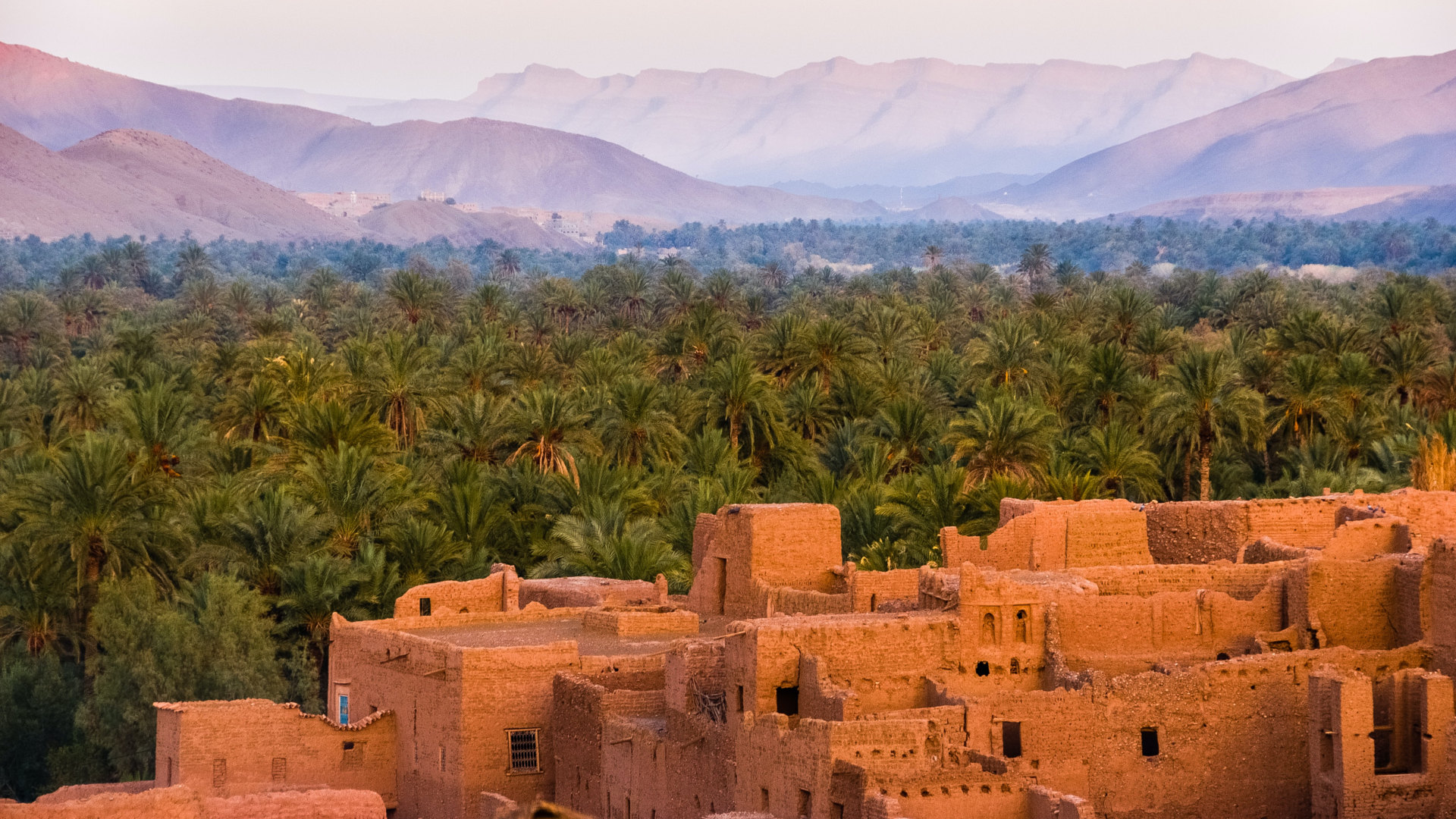 Custom Travel Planner Network-Morocco-Tamnougalt