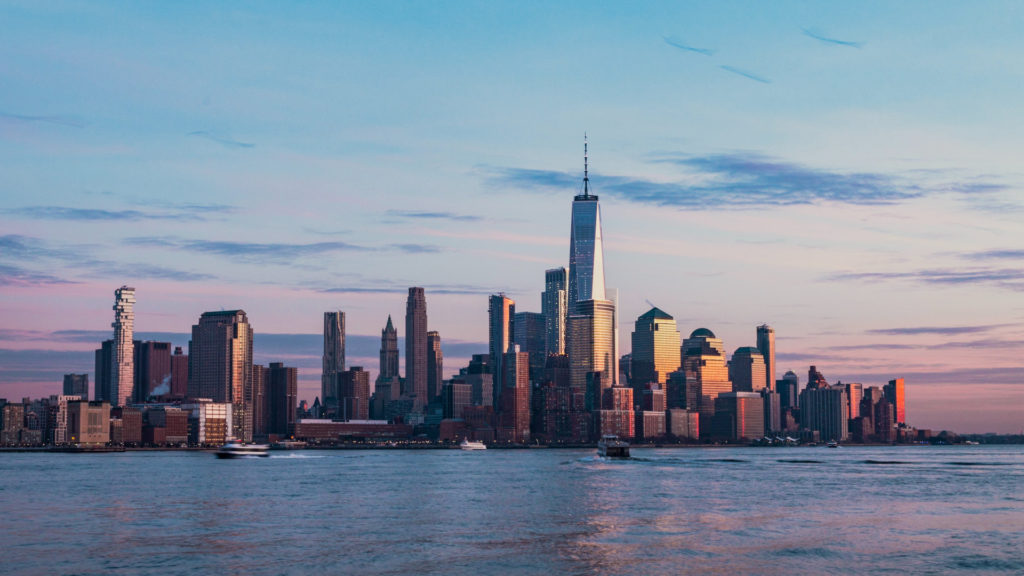 Custom Travel Planner Network-New York-New York City Skyline