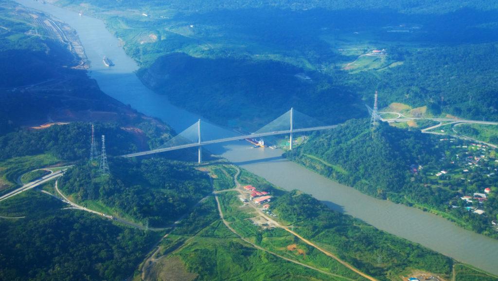 Custom Travel Planner Network-Panama-Panama Canal