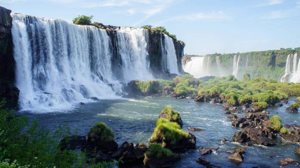 Custom Travel Planner-Paraguay-Iguazu Falls