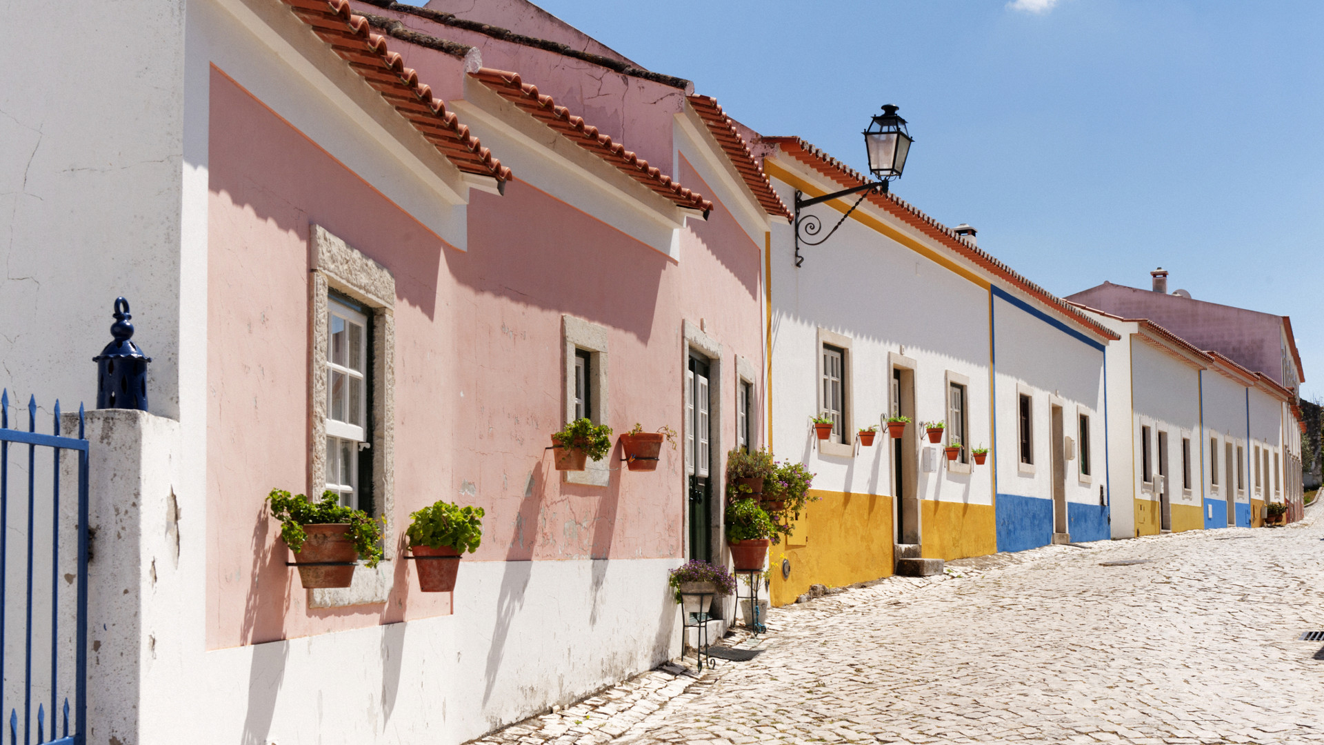 Custom Travel Planner Network-Portugal-Obidos