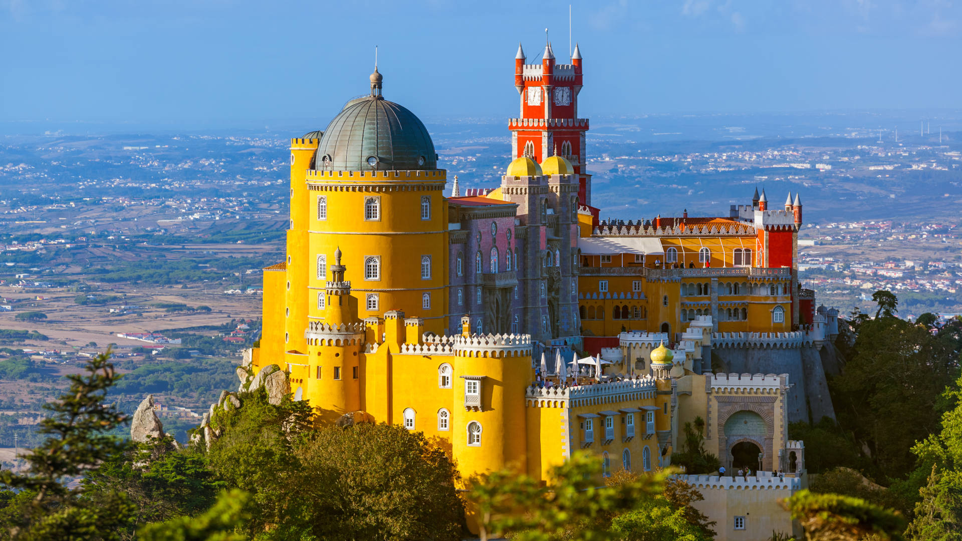 Custom Travel Planner Network-Portugal-Sintra
