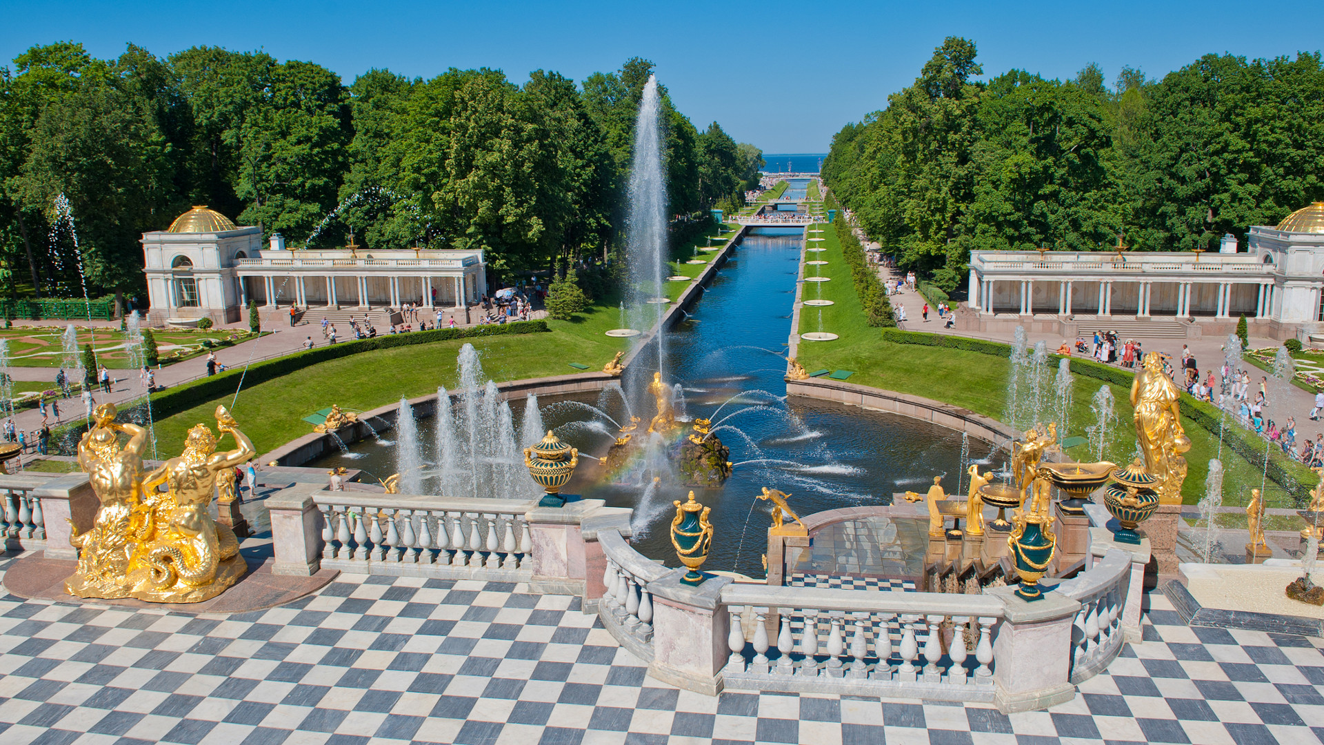 Custom Travel Planner Network-Russia-Peterhof Palace