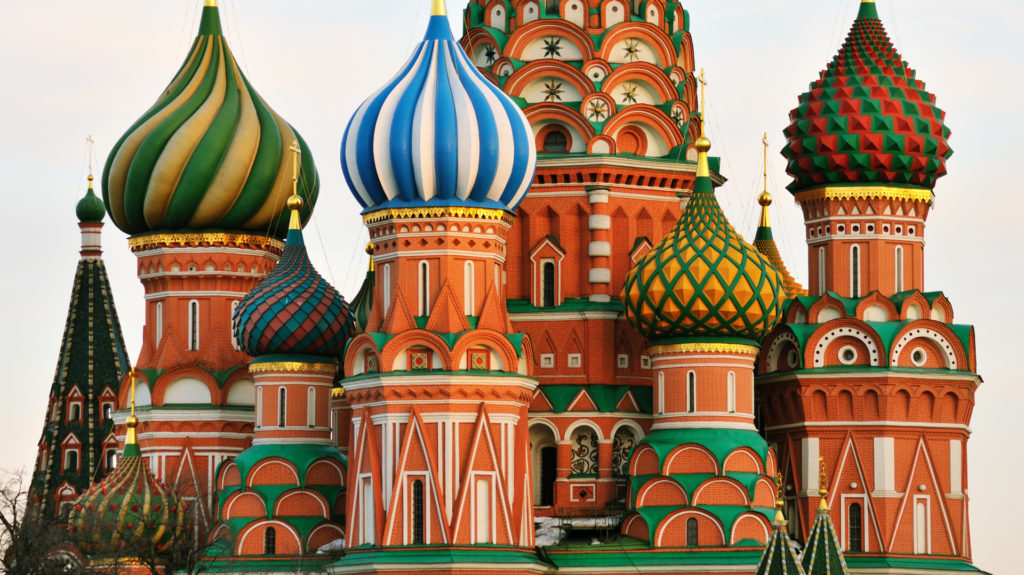 Custom Travel Planner Network-Russia-St Basil's Red Square