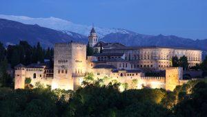 Custom Travel Planners Network-Spain-Alhambra-Granada