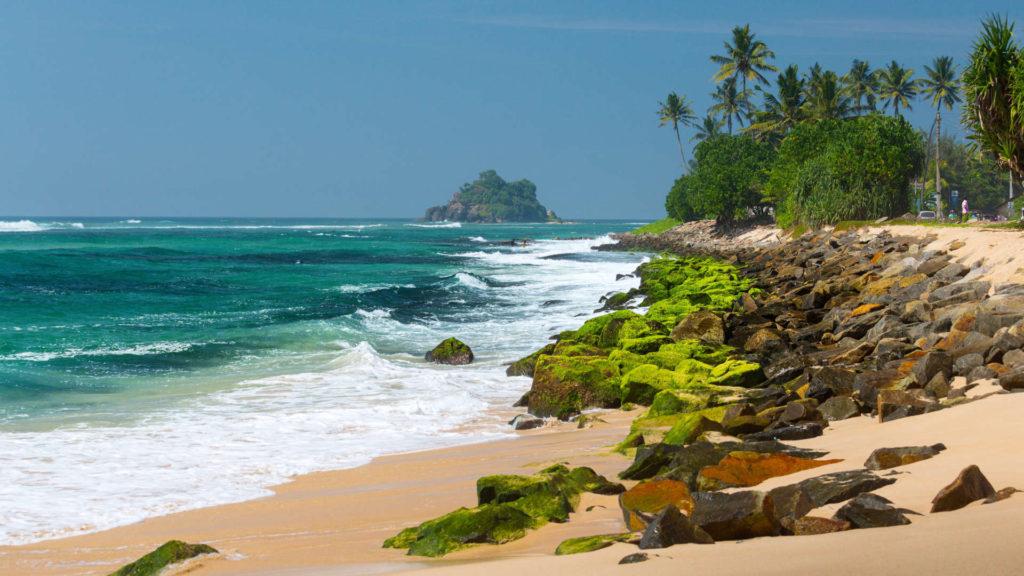 Custom Travel Planner Network-Sri Lanka-Beach