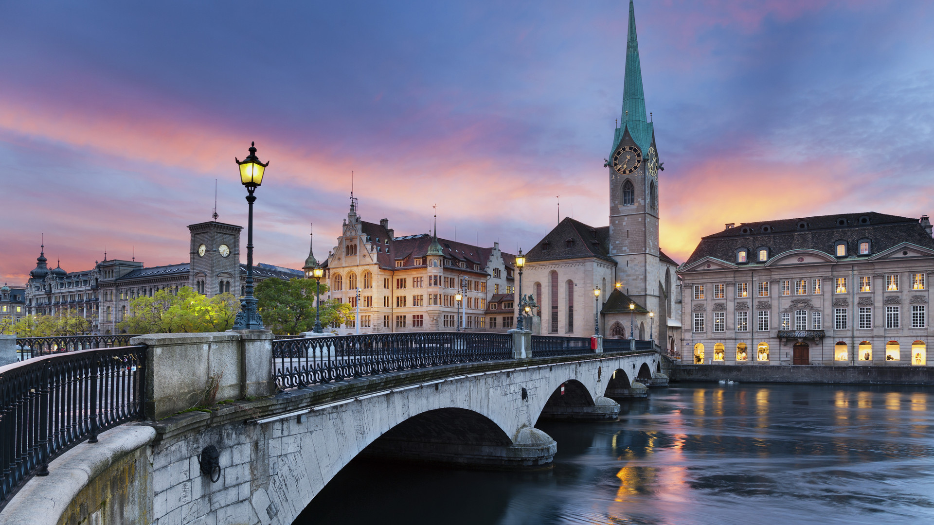 Custom Travel Planner Network-Switzerland-Zurich