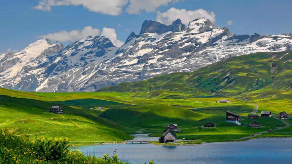 Custom Travel Planner Network-Switzerland-Melchsee
