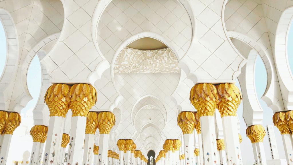 Custom Travel Planner Network-UAE-Sheik Zayed Mosque