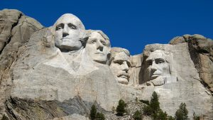 Custom Travel Planner Network-US National Parks-Mt Rushmore