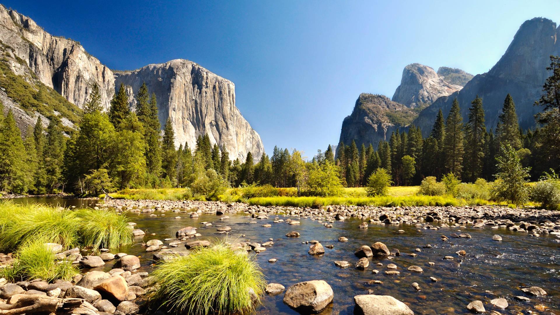 Custom Travel Planner Network-US National Parks-Yosemite