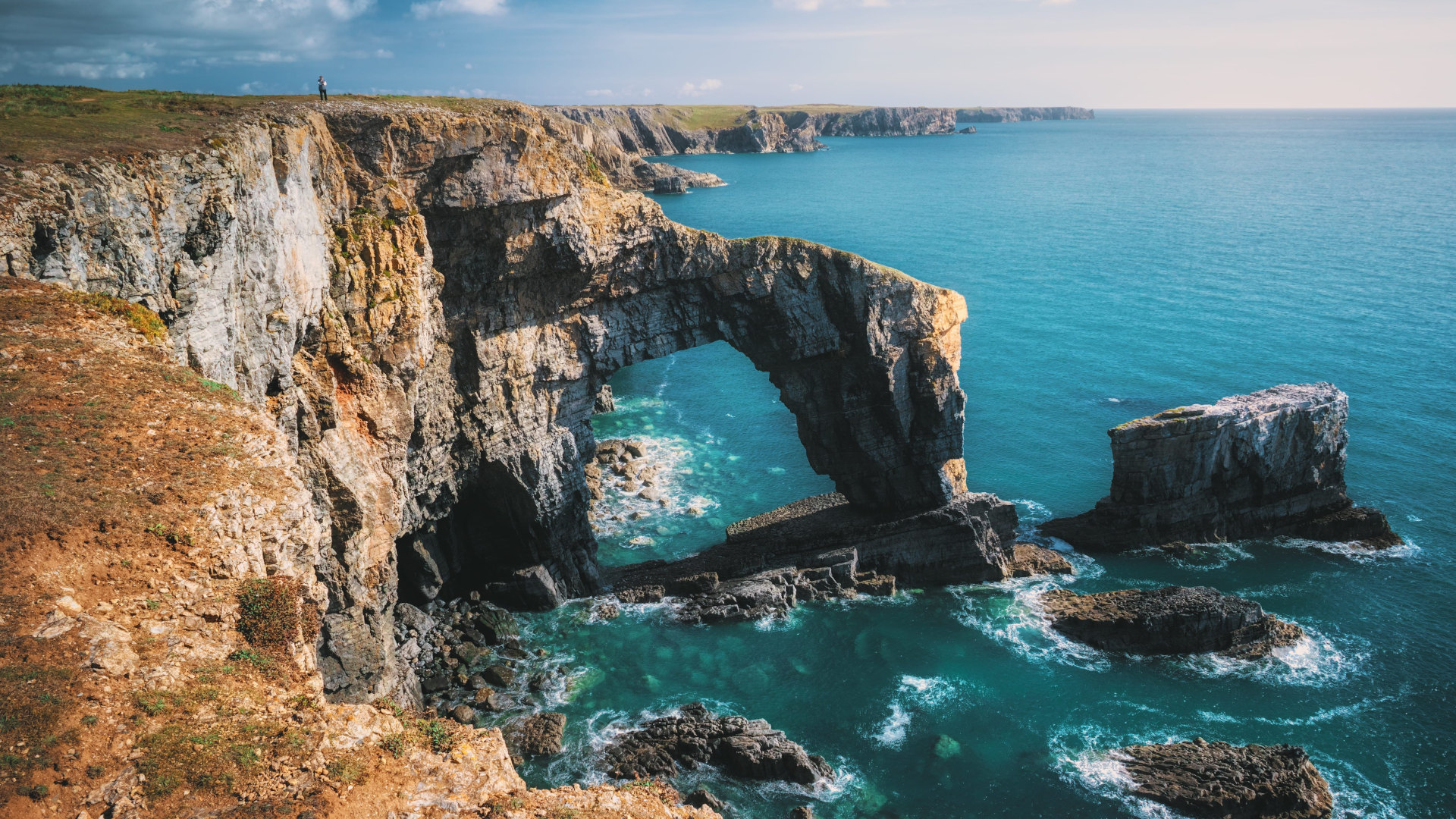 Custom Travel Planner Network-Wales-Castlemartin