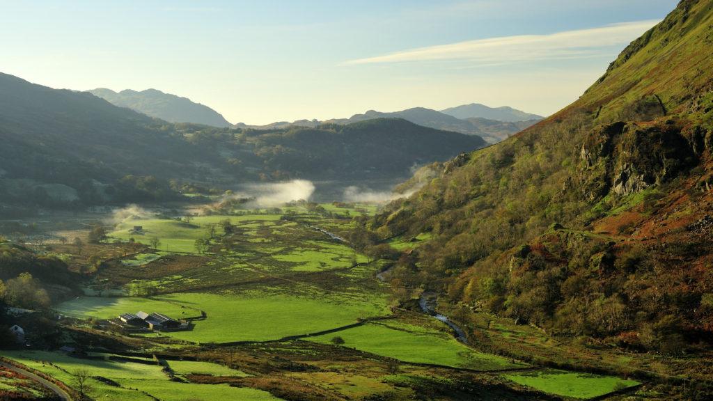 Custom Travel Planner Network-Wales-Snowdonia