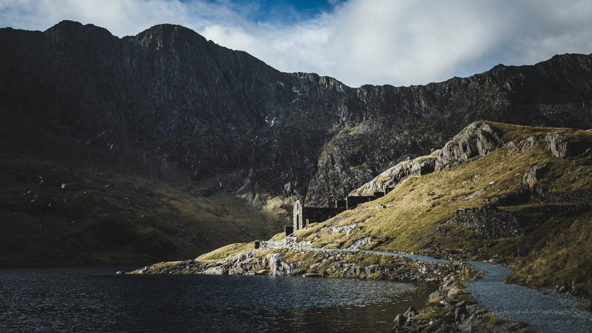 Custom Travel Planner Network-Wales-Snowdonia
