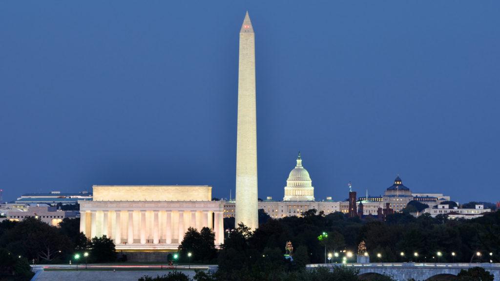 Custom Travel Planner Network-Washington DC-National Mall