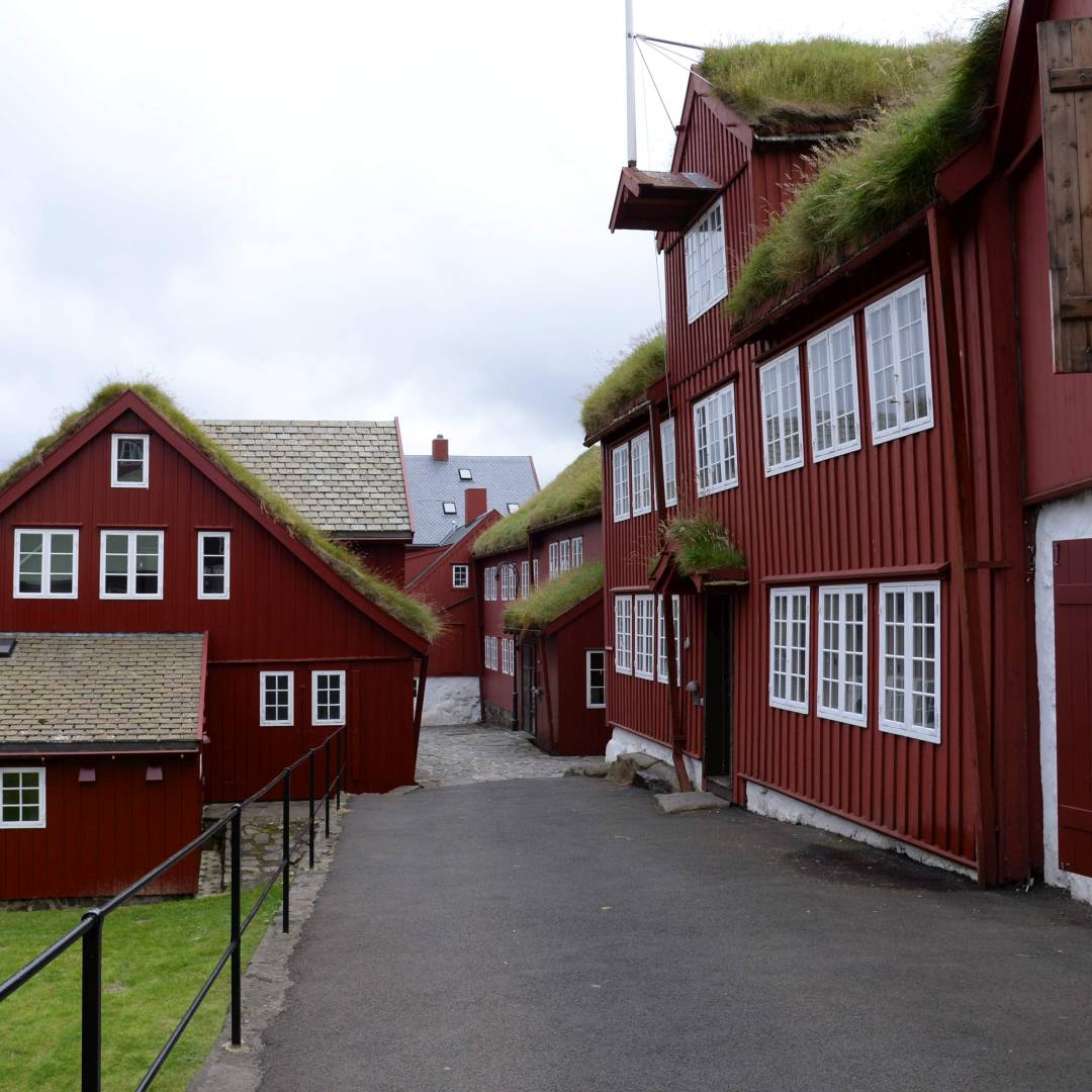 Custom-Travel-Planner-Network-7-Faroe-Islands-Torshavn-Red-Town