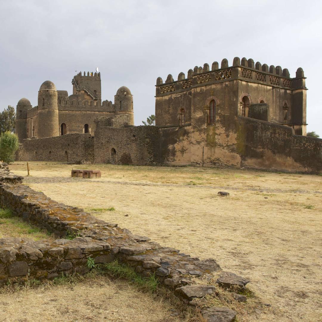Custom-Travel-Planner-Network-9-Ethiopia-Gondar-Fortress-UNESCO