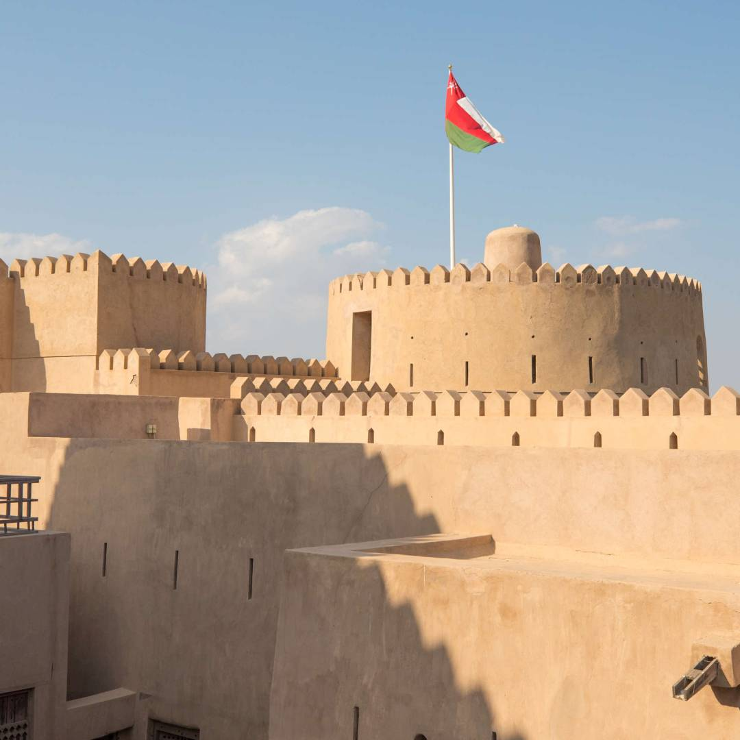 Custom-Travel-Planner-Network-9-Oman-Rustaq-Castle