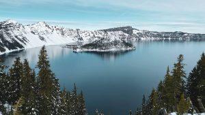 Custom-Travel-Planner-Network-USNP-Crater-Lake-OR